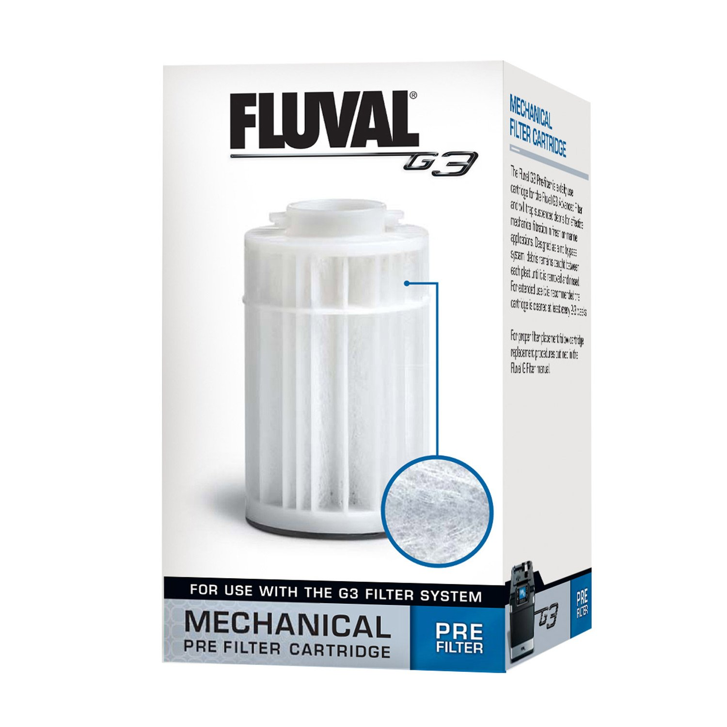 Fluval G3 Pre Filter Cartridge Petco