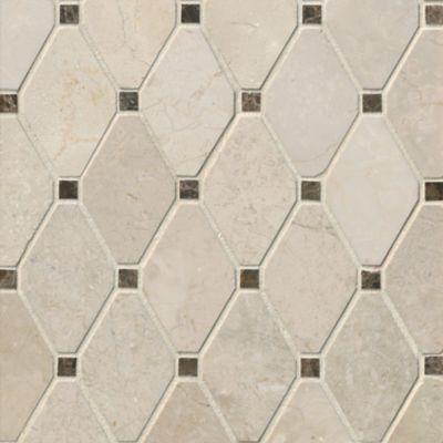 bisbane brookfield marble wall and floor tile 11 in