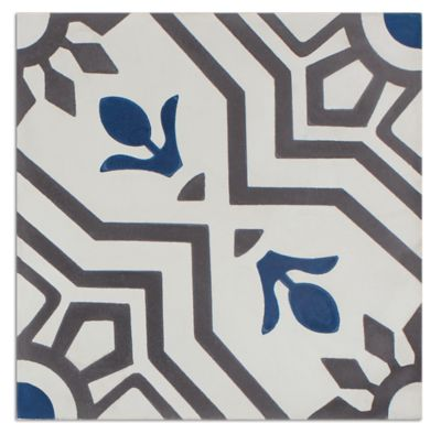 talavera encaustic cement wall and floor tile 8 x 8 in