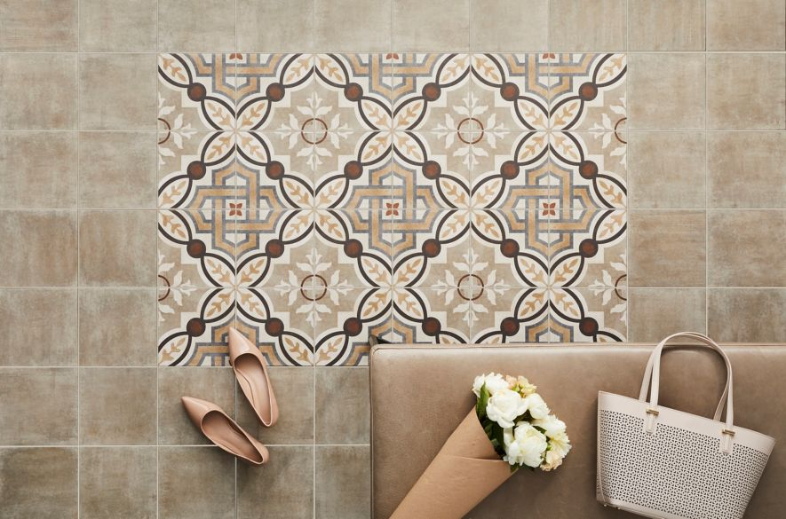 entryway foyer tile designs trends