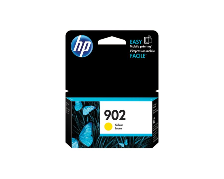 Hp 902 Original Ink Cartridge Yellow T6l94an140 By Office