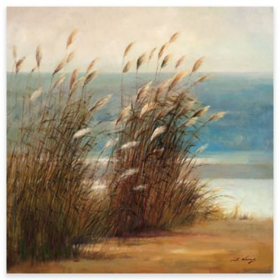 Beach Grass Landscape Wall Art Bed Bath Amp Beyond