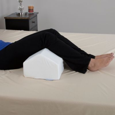 https www bedbathandbeyond com store product bluestone elevating knee wedge pillow 1060790996