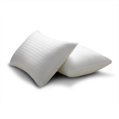 therapedic won t go flat memory foam standard queen back stomach sleeper bed pillow