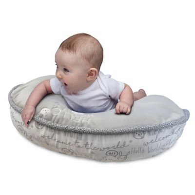 https www bedbathandbeyond com store product boppy luxe nursing pillow and positioner in hello world 5190392