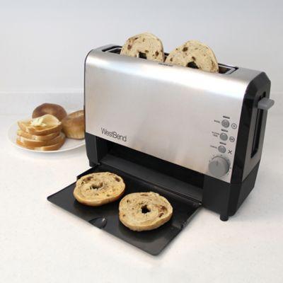 westbend quikserve 2 slice toaster
