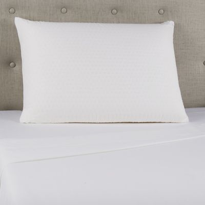 therapedic king latex foam pillow