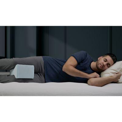 sharper image calming comfort cooling knee support pillow