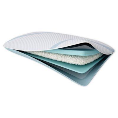 tempur pedic tempur pro support memory foam side back sleeper standard bed pillow
