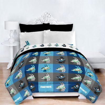 fortnite twin full comforter set