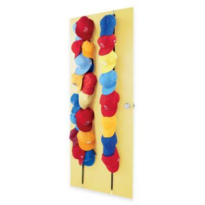 over the door cap rack set of 2