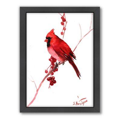 Suren Nersisyan Red Cardinal Bird Wall Art Bed Bath Amp Beyond
