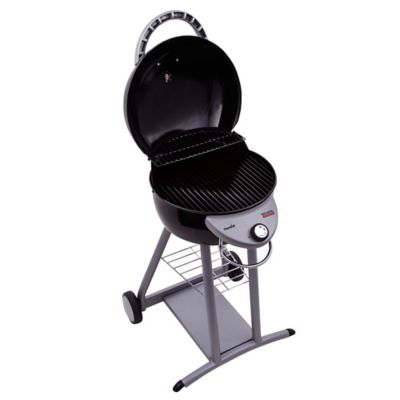 char broil patio bistro 20602107 tru infrared electric grill in black