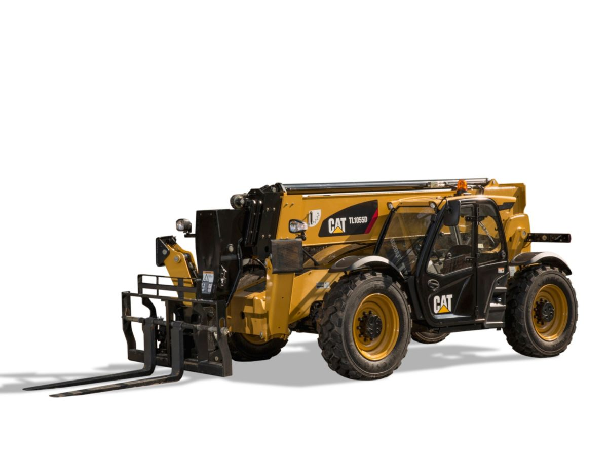Cat | TL1055D Telehandler | Caterpillar