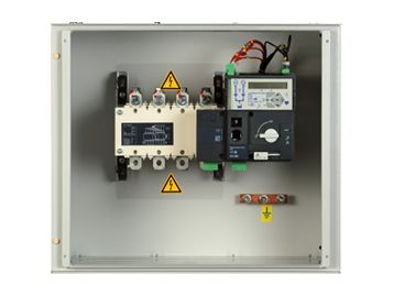 FG Wilson | Control Panels and Transfer Panels