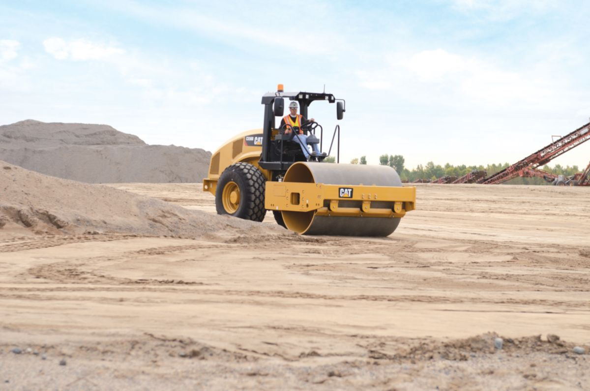Cat 9520 Reasons To Try New Compaction Technology