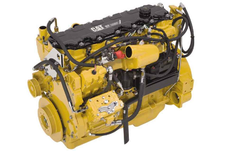 Cat   Cat ® C7 ACERT™ Industrial Diesel Engine   Caterpillar