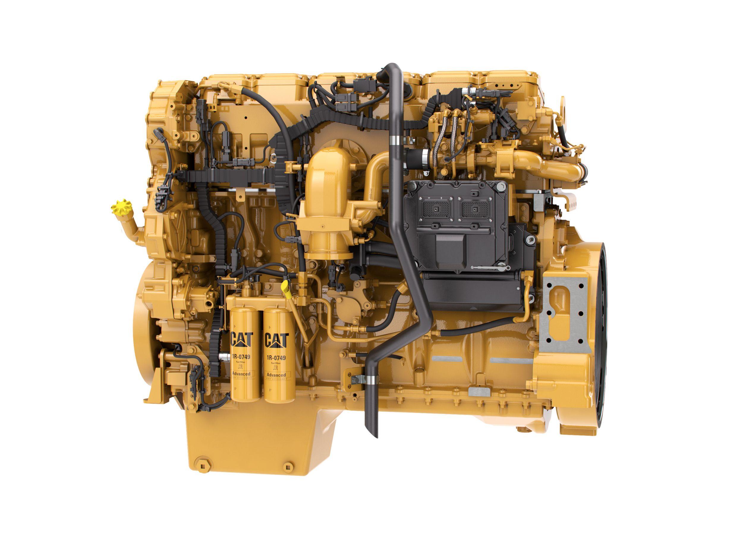 Caterpillar C12 Engine Breakdown Cooling Diagram