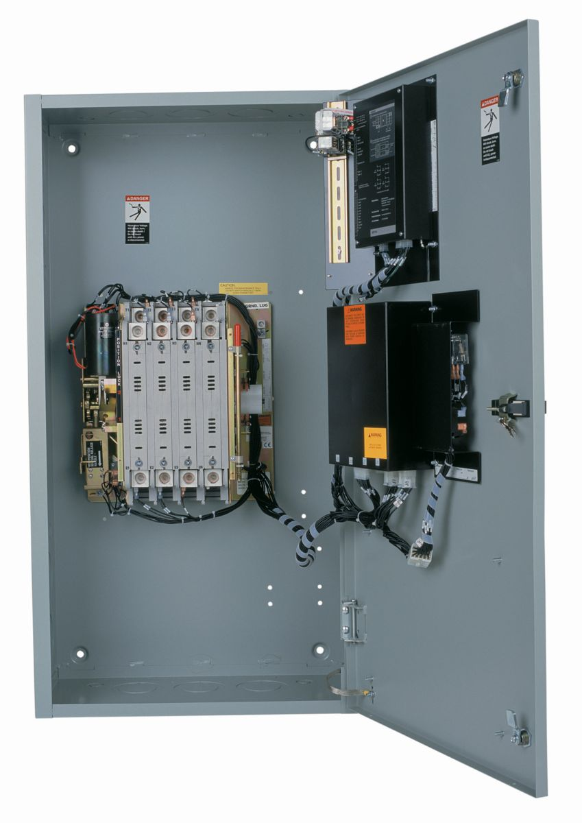 Cat | CTG Series Automatic Transfer Switch | Caterpillar