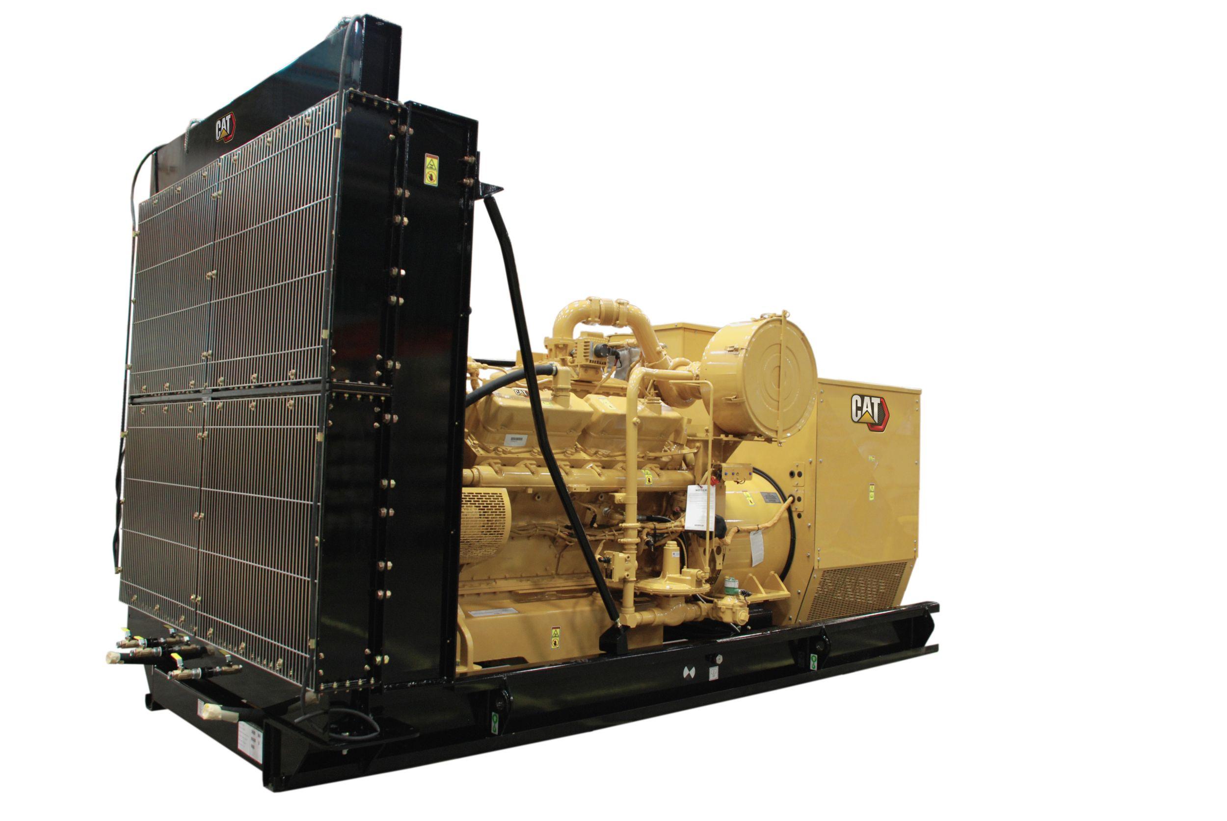 Cat | G3412 Gas Generator Set | Caterpillar