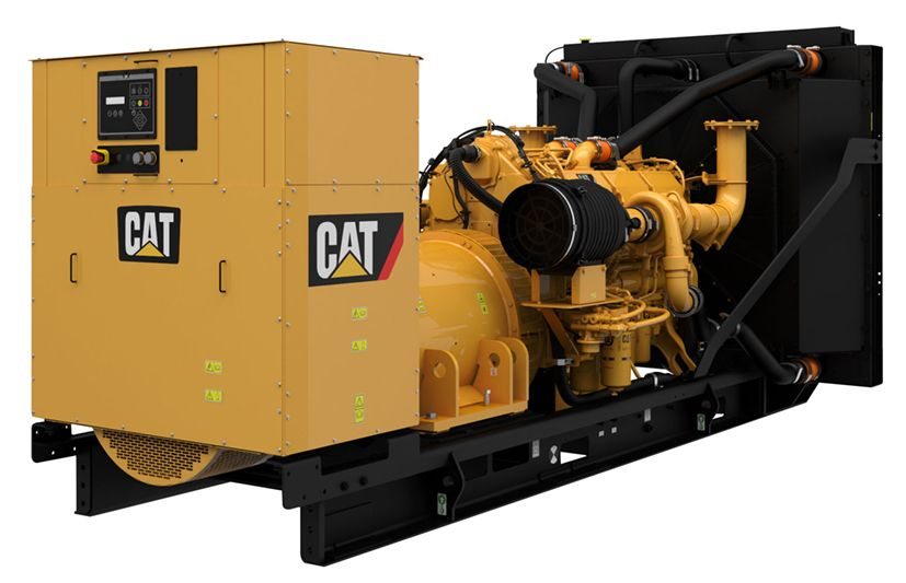Cat | C32 Generator Set | 830kW  1250kW Diesel Generator