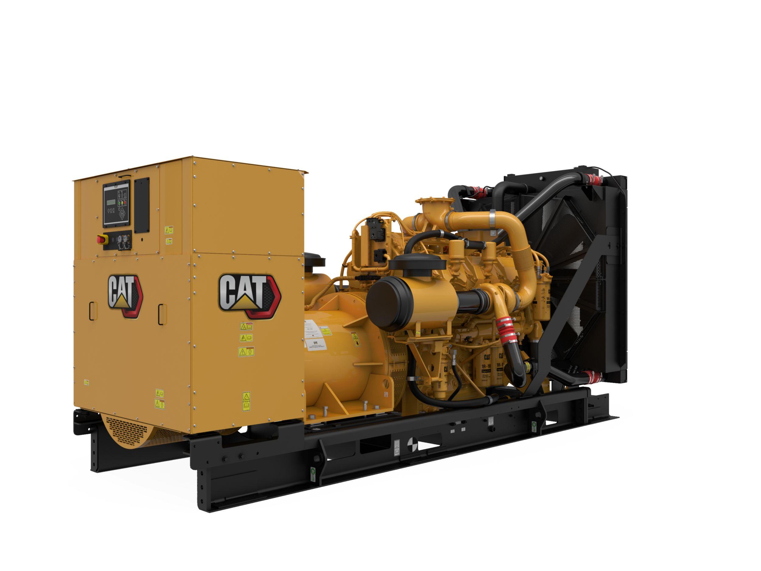 Cat | C27 (60 HZ) | 680800 kW Diesel Generator | Caterpillar