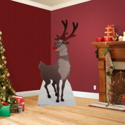 Life Size Christmas Tree Decal