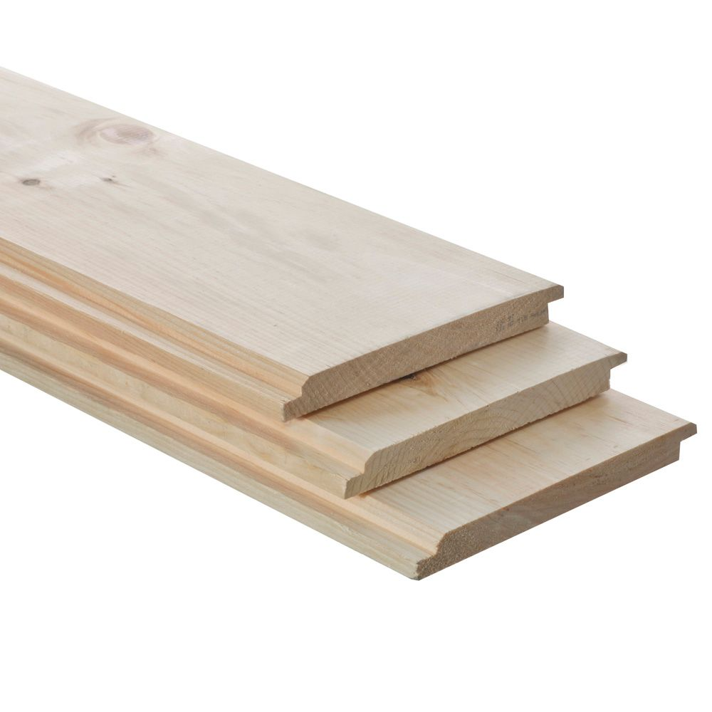 1x8x8 pin blanc noueux grange reversible