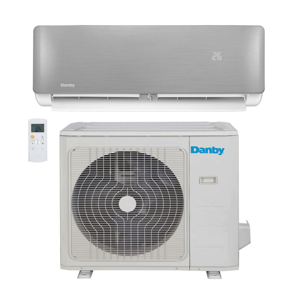 Danby 24000 BTU Ductless Mini Split Air Conditioner The Home Depot Canada