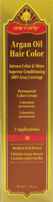 One N Only Argan Oil Permanent Hair Color Cream