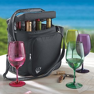 Weekend Wine Bag