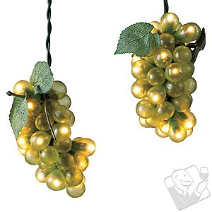 White Wine Grape Lights