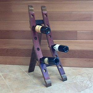 Wine Barrel Riddling Rack