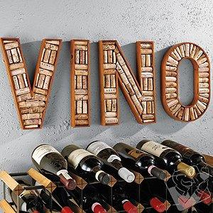 VINO Wine Cork Kit