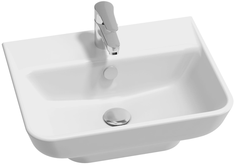 struktura lavabo 50 cm non meule