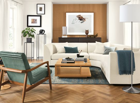 Contemporary Living Room Chairs