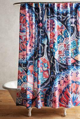 celia shower curtain