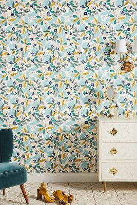 Anthropologie Charlie Wallpaper Anthropologie Uk