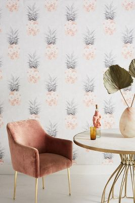 Ludic Wallpaper Anthropologie