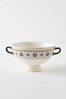 bistro tile bowls set of 4