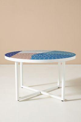 alessi mosaic indoor outdoor coffee table
