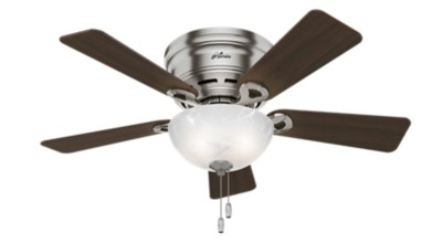 Low Profile Ceiling Fans     Hugger   Flush Mount Ceiling Fans     Low Profile Ceiling Fans     Hugger   Flush Mount Ceiling Fans   Hunter Fan
