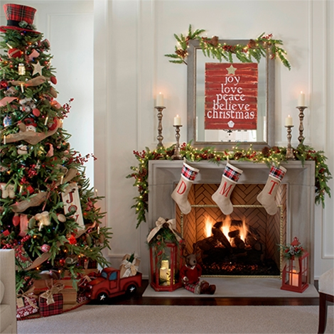 Christmas Decorating Ideas Kirklands