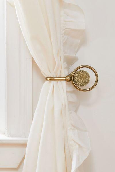 alula curtain tie back set