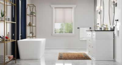 Bath Rugs   Accent Rugs   Bed Bath   Beyond Get the bathroom of your dreams