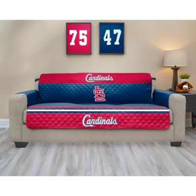MLB St Louis Cardinals Sofa Cover Bed Bath Amp Beyond