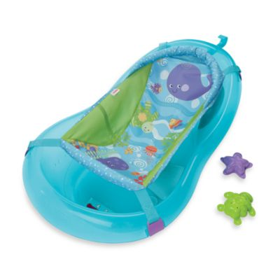 Buy Fisher Price 4 In 1 Sling N Seat Bath Tub From Bed Bath Amp Beyond