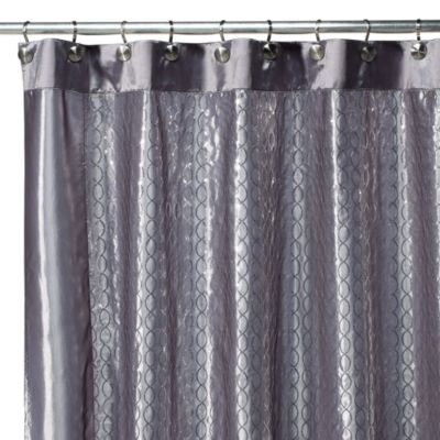 Infinity Fabric Shower Curtain Bed Bath Amp Beyond