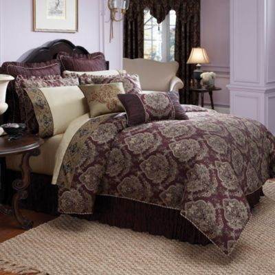 Croscill Traviata California King Comforter Set Bed Bath