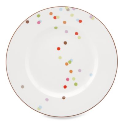 Kate Spade New York Market Street 9 Inch Accent Plate